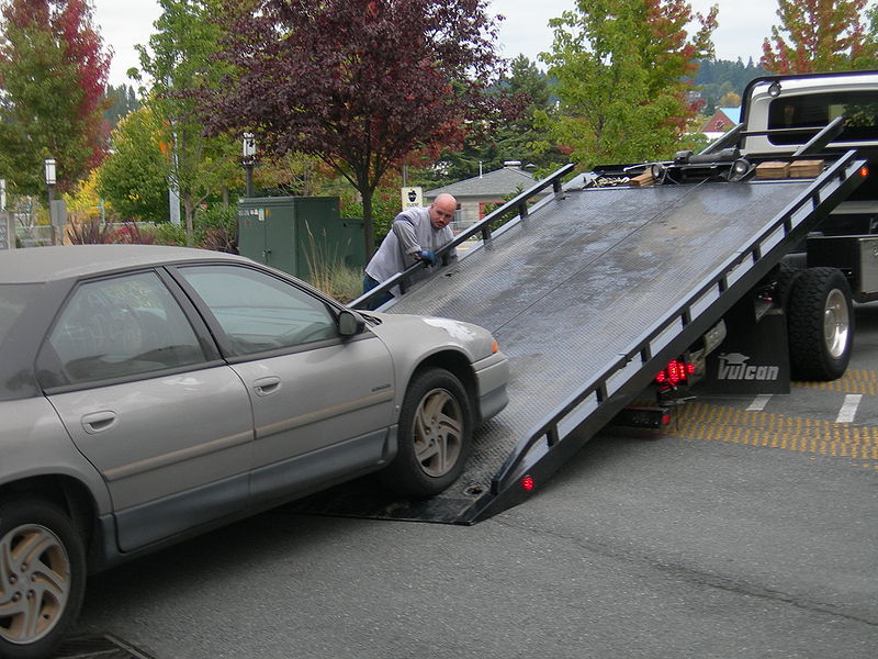 tow truck service